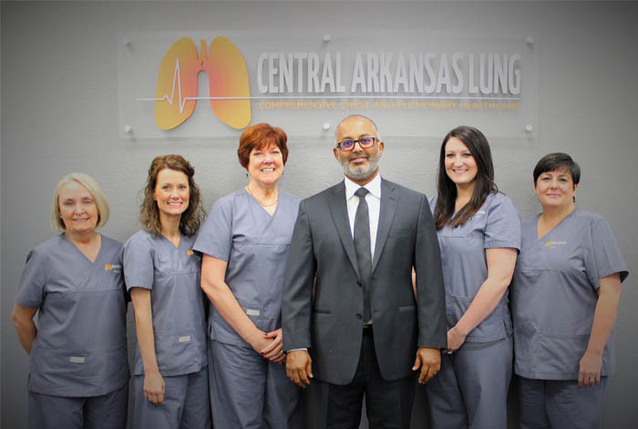 About | Central Arkansas Lung